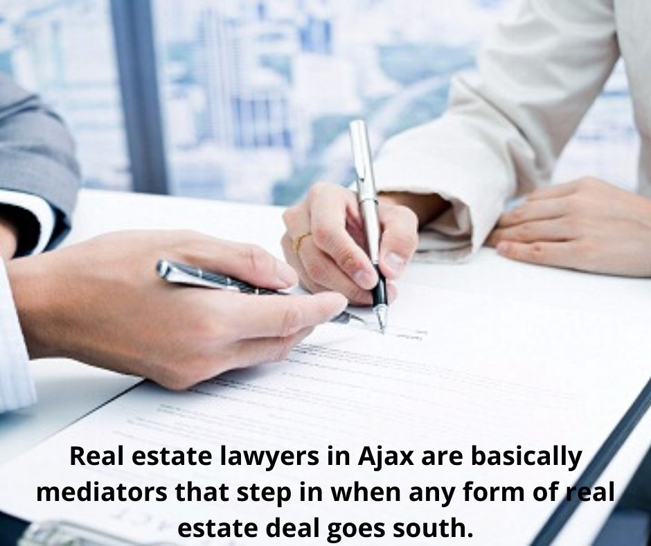 real estate lawyers ajax