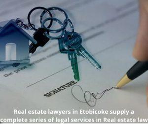real estate lawyers in etobicoke