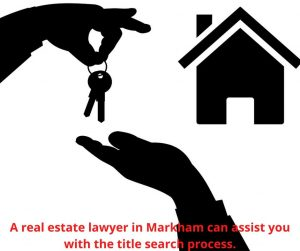 real estate lawyers in markham