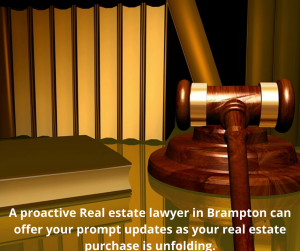 Real Estate Lawyers Brampton