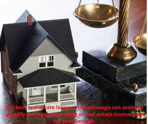 best real estate lawyer Mississauga